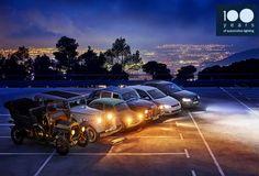 100 Years of Automotive Lighting