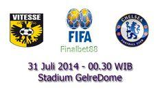 Prediksi Bola Vitesse Vs Chelsea 31 July 2014