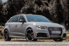 Audi RS 3 Sportback AU-spec (8V) '2015