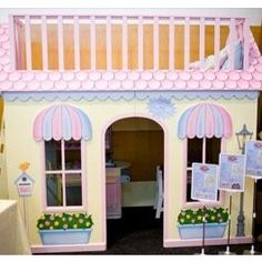 Kids Photos Indoor Playhouse Design Ideas, Pictures, Remodel, and Decor - page 9