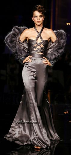 Fausto Sarli Couture - Fall Winter 2007
