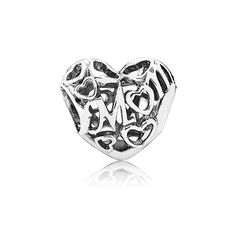 Pandora Women's 791519 Motherly Love Charm, Silver New with tags! Crafted from 925 Sterling silver. Comes with Gift packaging Pandora Mother'S Day Motherly Love Openwork Charm Pandora Charms, New Pandora, Pandora Beads, Pandora Bracelets, Pandora Jewelry, Cheap Pandora, Charm Jewelry, Pandora Outlet, Bracelet Charms