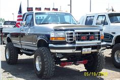 Our 96 Ford F350