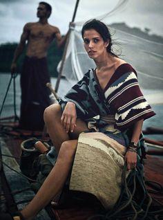Amanda Wellsh By Will Davidson For Vogue Australia
