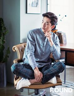 """f.ound magazine - interview with nam joohyuk  """"Dream of youth"""""""