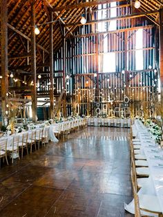 Breathtaking Barn Venue