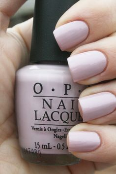 """OPI """"Steady as a Rose"""""""