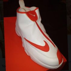 573cfd7d934 Nike Air Zoom Flight The Glove White Orange Nike Shoes For Sale