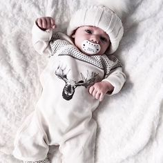 Newborn Baby Girl Boys Romper Jumpsuit Playsuit Outfits Cotton Christmas Pajamas
