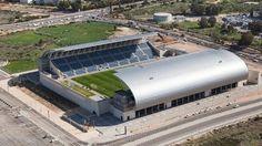 "HaMoshava Stadium ""Rosh Hazahav Stadium"" (Petah Tikva, Israel) By GAB Architects"
