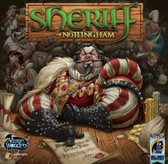 Sheriff of Nottingham | Board Game | BoardGameGeek