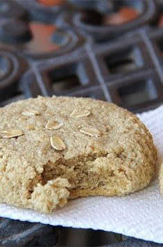 """Easy Roasted Almond Cookies 