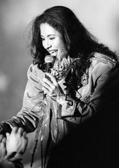 "MARCH 31, 1995 - ""Selena, the 23-year-old reigning queen of the Tejano music world, was shot and killed today at a Corpus Christi motel."" Read more: http://www.nytimes.com/1995/04/01/obituaries/grammy-winning-singer-selena-killed-in-shooting-at-texas-motel.html?pagewanted=all=pm"