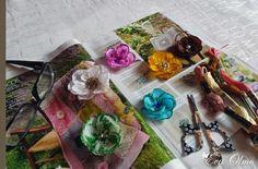 El caracol verde: Curso: ¡10 maneras de realizar flores de papel! Le...
