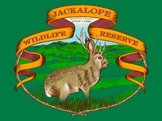 Save the Jackalopes! - $11.00 + $5 standard shipping