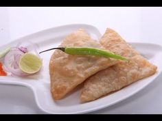 Hyderabadi lukmi recipe, classic hyderabadi snacks, Potato stuffed snacks, hyderabadi deep frie