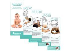 Breastfeeding Positions Brochure