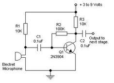 b350de0ba60d61ff2d0e2e771a822ab7 Ham Radio Pre Amp Schematic Diagram on