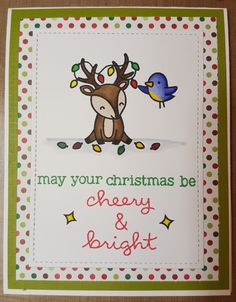 Lawn Fawn Cheery Christmas