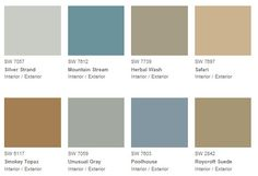 Favorite Paint Color Trends for 2013 {Friday Favorites}