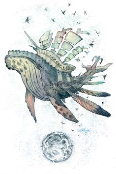 Vessel of Dreams by evelmiina join us http://pinterest.com/koztar/
