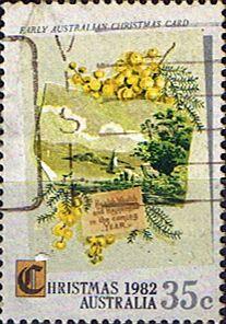 Australia 1982 Christmas SG 857 Fine Used Scott 840 Other Australian Stamps HERE