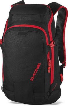 DAKINE HELI PRO DLX 24L BACKPACK 2016 The Dakine Heli Pro DLX 2016 has been completely redesigned for the 2016 season, making this bag, bigger and lighter than before. The shoulder straps has been redesigned making them lighter and more breathable. The Heli Pro 24L DLX backpack has got everything you need for a perfect day up on the mountain. #dakine #heliprodlx24Lbackpack2016 #colourphoenix