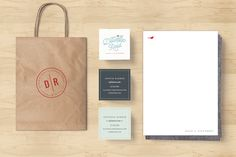Brand Reveal / Dilworth Road / Grit & Wit    #branding #design #tagline #gritandwit #newwork