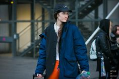 Eliza Douglas by STYLEDUMONDE Street Style Fashion Photography