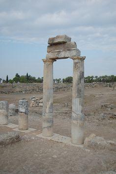 Hierapolis, Turkey   Hierapolis, Turkey   Flickr - Photo Sharing!