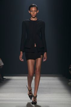 Narciso Rodriguez Spring 2014 RTW collection.