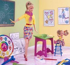 Barbie Professora