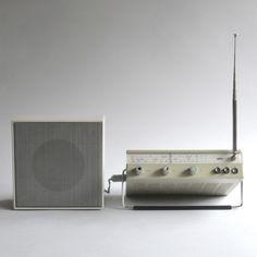 Braun electrical - Audio - Braun L 01 / T 530