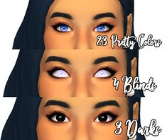 Sim Mandy Looooooook Lt3 Its A Recolor For The Eyes I