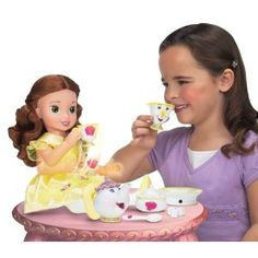 Disney Princess Tea Time With Me Little Belle