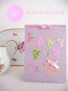 I found some great DIY instructions for beautiful handcrafted Mother's Day cards around the web last night. Here are three of them you shoul. Mothers Day Special, Mothers Day Cards, Making Greeting Cards, Greeting Cards Handmade, Diy Beauty Face Mask, Hair Beauty, Diy Natural Beauty Hacks, I Love Mom, Mother's Day Diy