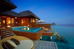 Huvafen Fushi Resort & Spa Maldives