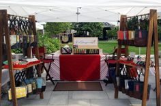 Craft Fair and Trade Show Tips From Experienced Sellers - Aeolidia