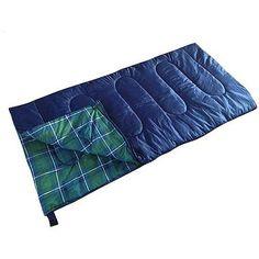 Kamp Rite 25 Degree Envelope Sleeping Bag $45