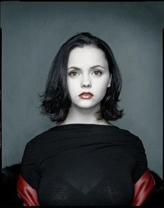 Christina Ricci photgraphed by Dan Winters.