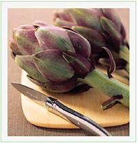 Pasta caliente de atún y alcachofa: Ingredientes: 90 g (½ tarro) de atún al agua 360 g corazones de alcachofa 1 diente de ajo ½ taza queso parmesano  Licuar todos los ingredientes. Poner en fuente para horno y hornear a 180ºC por 30 minutos o hasta que se dore.
