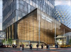NYC Port Authority releases 5 design proposals for new bus terminal | News | Archinect