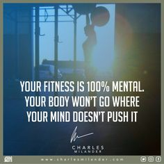 Your fitness is 100% mental. Your body won't go where your mind doesn't push it. #working #founder #startup #buyinghealth #comprandosalud #money #magazine #moneymaker #startuplife #successful #passion #inspiredaily #hardwork #hardworkpaysoff #desire #motivation #motivational #lifestyle #happiness #entrepreneur #entrepreneurs #entrepreneurship #entrepreneurlife #business #businessman #quoteoftheday #businessowner #businesswoman  #newyork #nyc #newyorkcity