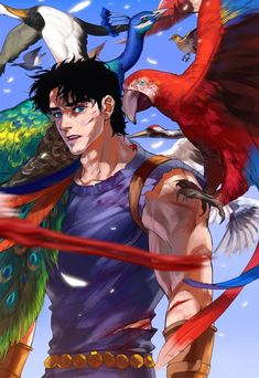 Jonathan Joestar from Jojo& Bizarre Adventure from pixiv. Jojo's Bizarre Adventure Anime, Jojo Bizzare Adventure, Anime Manga, Anime Guys, Anime Art, Bizarre Art, Jojo Bizarre, Dragon Rey, Jonathan Joestar