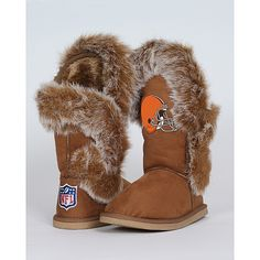 Cuce Shoes Denver Broncos Ladies Fanatic Boots - Tan is available now at FansEdge. Enjoy fast shipping and easy returns on all orders of [[product_name]]. Nike Pegasus, Denver Broncos, Pittsburgh Steelers, Seattle Seahawks, Broncos Gear, Falcons Gear, Pittsburgh Penguins, Panthers Gear, Zapatos