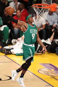 7c075147112 Rajon Rondo - NBA Finals Game 1  Boston Celtics v Los Angeles Lakers Nba  Players