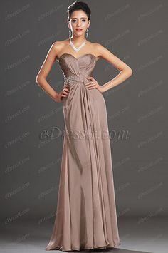 eDressit New Charming Sweety Heart Neckline High Split Evening Dress (00135546)