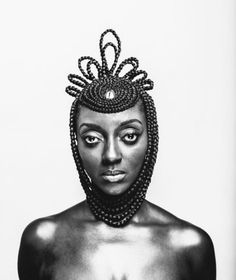 Shani Crowe Showcases African Ancestral Braiding In A One OF A Kind Art Exhibit  Read the article here - http://www.blackhairinformation.com/general-articles/news-stories/shani-crowe-showcases-african-ancestral-braiding-one-kind-art-exhibit/