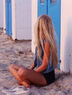 Tumblr girl hair blonde pretty weheartit hot 2014 fashion style long