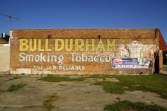 Painted Adverts and Ghost Signs, Texas, USA. | In Search Of ...